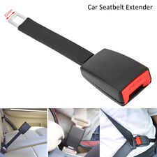 Seatbelt Safety Belt Extender Strength Car Extension Buckle Clip 22mm Tongue