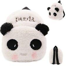 Cute Panda Mini Bag School Backpack Travel Leather Fashion Bags Toddler Boy Girl