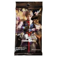 Final Fantasy Opus VII Booster Pack Trading Card Game NEW TCG FF7