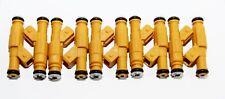Fuel Injectors for97-99Ford E-350Econoline/Club Wagon6.8L V10 0280155710 1SET=10