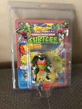 Playmates Teenage Mutant Ninja Turtles TMNT 1991 Shell Slammin Mike CASE FRESH!!