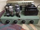Stromberg Carlson Tube Microphone Amplifier With Equalizer RCA Altec