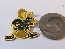 NEW ZEALAND RUGBY TRAVEL PIN