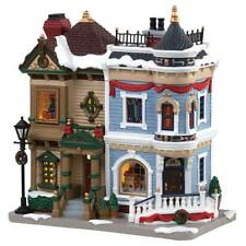 LEMAX Holiday Village House - CHRISTMAS IN THE CITY Light Up ** LIMITED EDITION