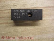 PTI MPN-COM-32 Multi-Fastener Adapter - New No Box