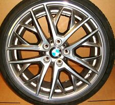 BMW X1 8x19 ET30 19 Doppelspeiche Double Spoke 465 Alufelge rim wheel 6854562 *