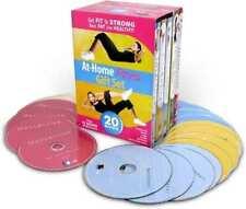 At-Home Fitness Gift Set [Box Set] (20-DVD)