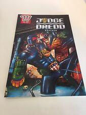 2000AD, Judge Dredd Raptaur, Graphic Novel. Good condition.
