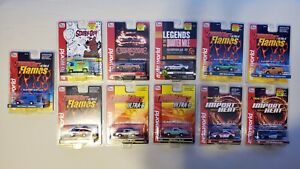 Auto World Electric Slot Car Racer, Lot of 11, Mystery Machine, Ramcharger