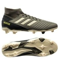 ADIDAS PREDATOR 19.3 FG MENS SOCCER CLEATS SHOES GREEN EF8208 NEW SIZE 6.5