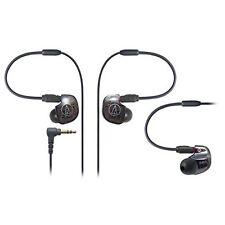 audio technica ATH-IM03 Triple Balanced Armature In-Ear Headphones Japan new.
