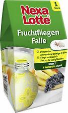 Nexa Lotte® Fruchtfliegen Falle gegen Frucht Obst- und Essigfliegen im Haus