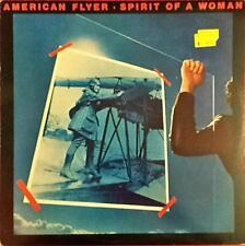 American Flyer Spirit Of A Woman Lp Vinyl 33 Giri