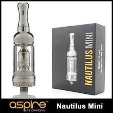 GENUINE ASPIRE NAUTILUS MINI AIRFLOW TANK BVC DUAL COIL & 2 Free Coils