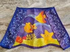 Fisher Price Ocean Wonders Aquarium Swing ~ Replacement Fabric Panel