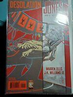 Desolation Jones #5 VF 2006 Wildstorm DC Comic Warren Ellis J.H. Williams III