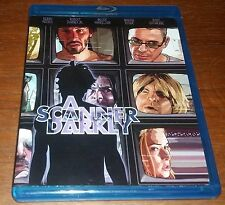 A Scanner Darkly (Blu-ray Disc, 2007) Richard Linklater Philip K. Dick