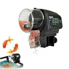 Adjustable Automatic Aquarium Timer Auto Fish Tank Pond Food Feeder Feeding