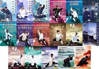 Taoist Qigong Longmen style Taiji (Long men Tai Chi ) Series by Li Fajun 21DVDs