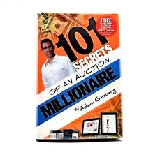 101 Secrets Of An Auction Millionaire by Adam Ginsberg 2011 Book