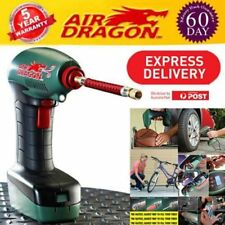 AIR DRAGON Compressor 12V Handheld Portable Digital Pump Inflator Tire Tyre XX