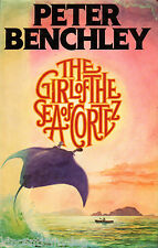 The Girl of the Sea of Cortez by Peter Benchley (BCA edition hardback, 1982)