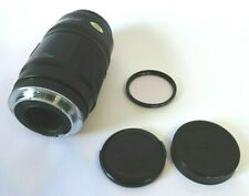 Canon 70-210mm f4 EF / EOS Full Frame Zoom Lens with Macro ; Caps & Filter