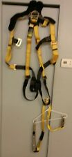 NEW Complete set both Guardian Fall Protection Body Harness and 6' Shock pck M/L
