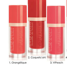 Bourjois Paris Lip Stick Rouge Edition Souffle de Velvet #3 VIP Peach