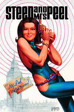 Steed and Mrs Peel Vol. 2: The Secret History of, Yasmin Liang, Caleb Monroe, Ch
