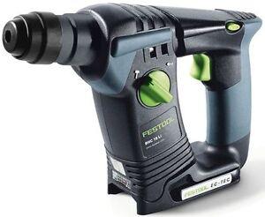 Festool Akku-Bohrhammer BHC 18 Basic Plus Systainer 574723  Grundgerät 577057