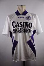 SV Casino Salzburg Trikot 1996-97 Gr. S Adidas Home 90er vintage Jersey