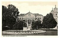 New Convent & Church, Nazareth Bardstown Kentucky Vintage Postcard AD-8267