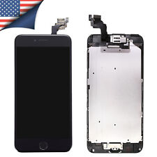 New iPhone 6 6s Plus 5 Se LCD Touch Screen Replacement Digitizer Display+ Button