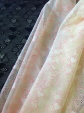 Unbranded by the Metre Lace Bridal Craft Fabrics