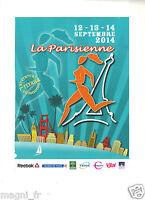 Publicidad 2014 - la Parisienne - 12-13-14 Septembre 2014