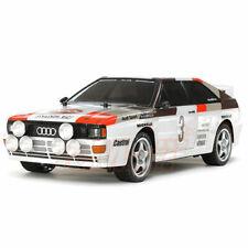 Tamiya 1/10 Audi Quattro A2 Clear Body Set For TT01 TT02 XV01 RC Cars #51615