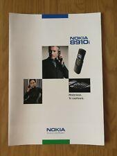 Nokia 8910i Libro Promocional
