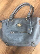 Mantaray Blue Handbag