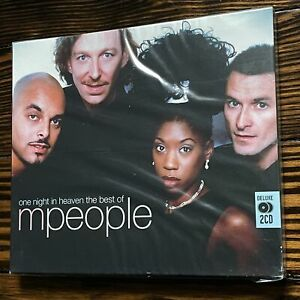 One Night In Heaven: The Best Of M People (NEW) (2-CD Set) - M People - Audio CD
