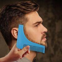 Barbe Pour Façonner Et Peigner,peigne barbe coupe parfaite professionnel neuf