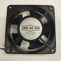 for JD12038A2S 220 / 240VAC 0.14 / 0.10A Axial cooling fan 120*120*38MM