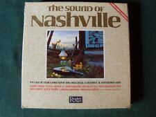 THE SOUND OF NASHVILLE V/A - BOX 9 x LP HOLLAND READER'S DIGEST DRDS 1031/1039