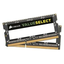 16GB Corsair Value Select DDR3 SO-DIMM 1333MHz CL9 Dual Channel Laptop Kit 2x8GB