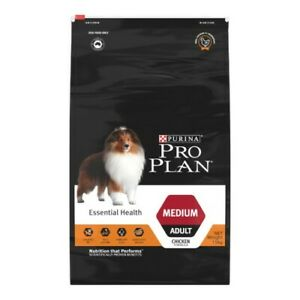 Purina Pro Plan Adult Medium Breed Dog Food 15kg
