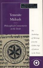 Yemenite Midrash: Philosophical Commentaries on the Torah: An Anthology of Writi