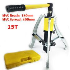3 in 1 Hydraulic Gear/Bearing/Wheel Bearing Puller Pumps Oil Tube Separator 15T