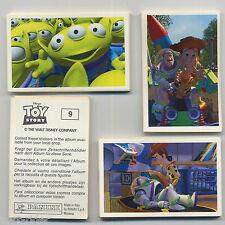 Panini TOY STORY Pixar DIsney - 91 figurine tutte diverse - come nuove