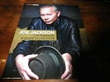 JOE JACKSON - Mini poster couleurs !!! HOMMAGE A DUKE !!!!!!