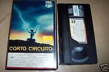 [3185] Corto circuito (1988) VHS 1° edizione